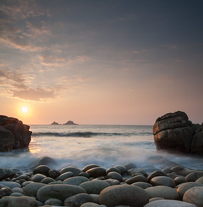Porth Nanven Sunset (1)