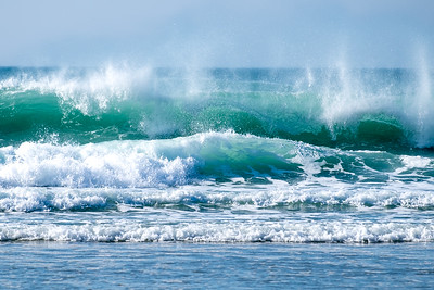 Cornish surf in October-6