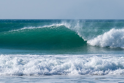 Cornish surf in October-3