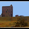 Engine house on Bodmin Moor Cornwall