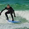 St. Ives surfer