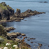 Lands End, the Longships Lighthouse