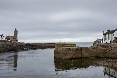 Porthleven historic harbour