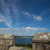 St Mawes across from Pendennis Castle