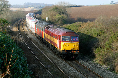 Cornish freight 2002-2006