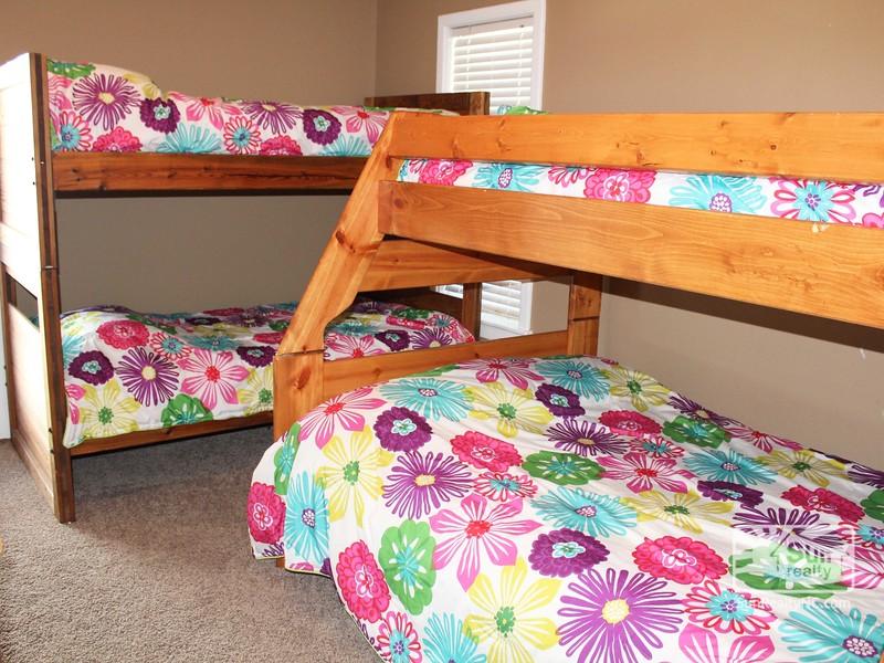 Mid-Level Bunk Master Bedroom