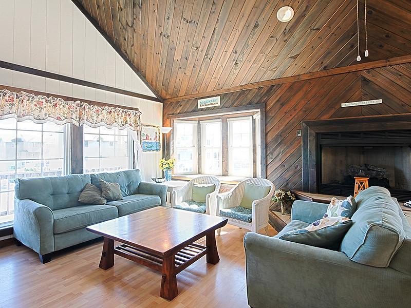 Main-Level Living Area