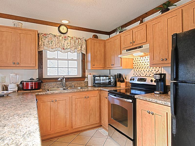 Main-Level Kitchen