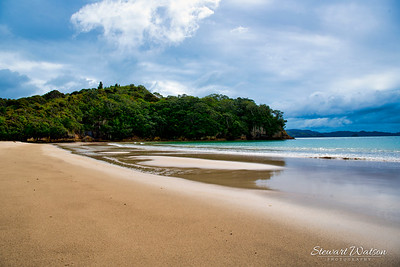 Lonely Bay, Cooks beach 03