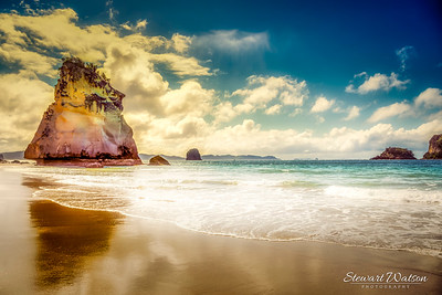 Te Hoho Rock in Cathedral Cove