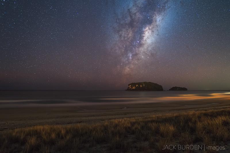 Whangamata Milky Way
