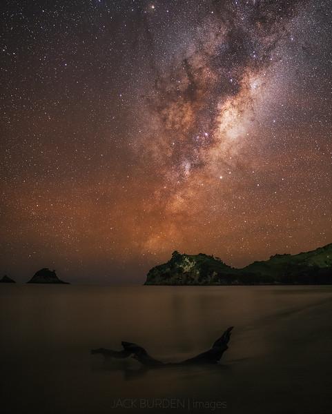 Hahei Milky Way
