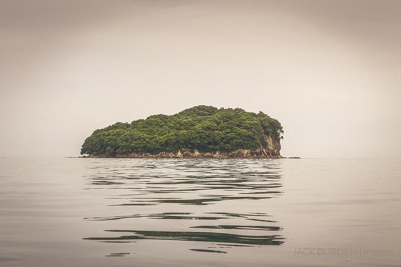 Mystical Whenuakura Island