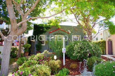 """465 """"G"""" Avenue, Coronado, CA - 1926 Mission Revival Style"""