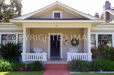 749 C Avenue, Coronado, CA; 1909 Craftsman Bungalow