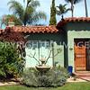 """900 """"E"""" Avenue, Coronado, CA; 1930 Spanish Eclectic Style"""