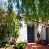 "777 ""G"" Avenue, Coronado, CA; 1936 Spanish Colonial Revival Style (Cliff May)"