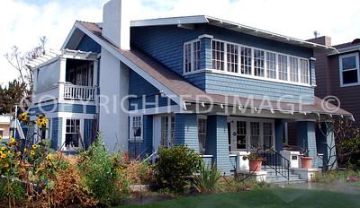 """476 """"C"""" Avenue, Coronado, CA - 1912 Craftsman Bungalow"""