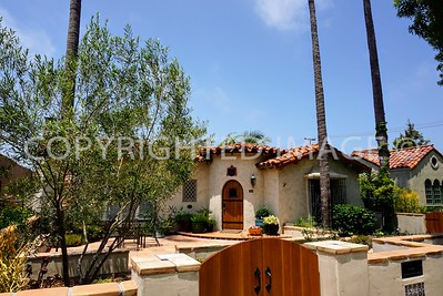 520 A Avenue, Coronado, CA - 1927 Spanish Colonial Revival Style