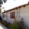 535 Margarita Avenue, Coronado, CA; 1938 Spanish Hacienda, Cliff May Architect