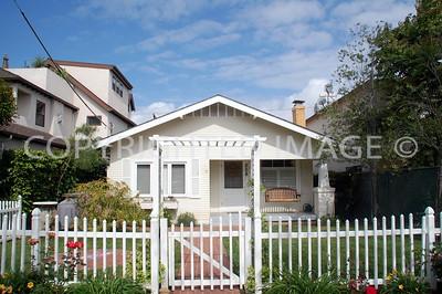"""208 """"C"""" Avenue, Coronado, CA - 1927 Craftsman Bungalow"""