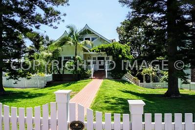 509 A Avenue, Coronado, CA - 1908 Craftsman Bungalow
