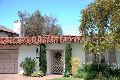 160 G Avenue, Coronado, CA - 1938 Spanish Hacienda Style,l Cliff May, Architect