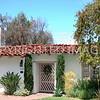 160 G Avenue, Coronado, CA; 1938 Spanish Hacienda Style (Cliff May)