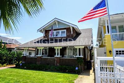 455 A Avenue, Coronado, CA - 1914 Craftsman Bungalow