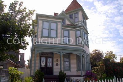 """279 """"C"""" Avenue, Coronado, CA - 1888 Queen Anne Style"""