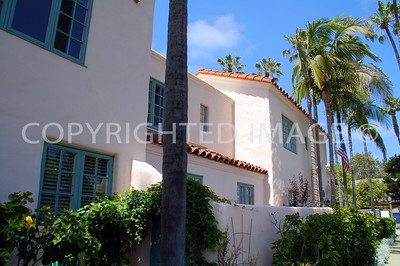 300 Ninth Street, Coronado, CA - 1924 Mediterranean Style, Richard Requa, Architect