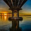 Coronado Bridge Sunrise