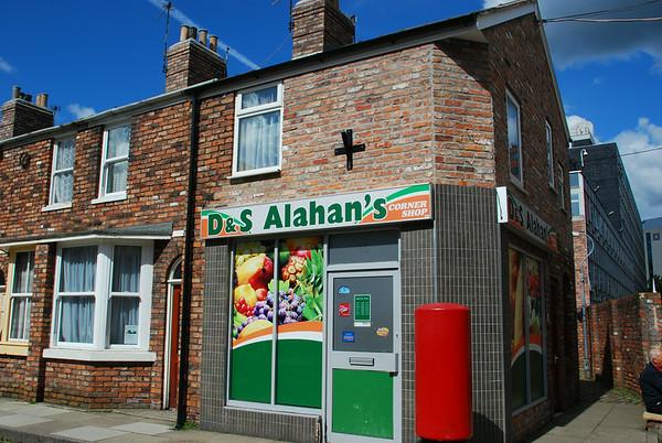 Devs corner shop