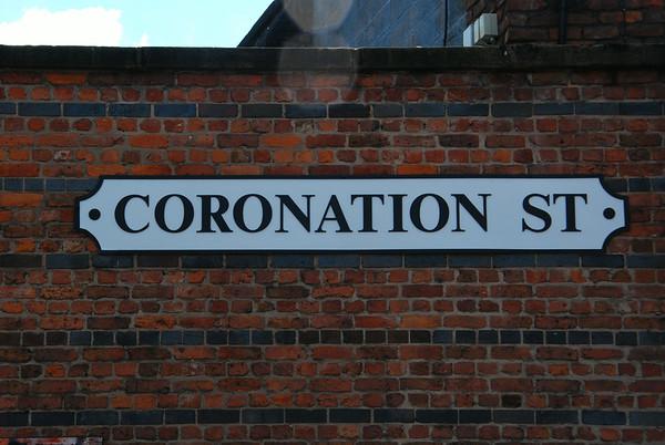 Welcome to Coronation Street