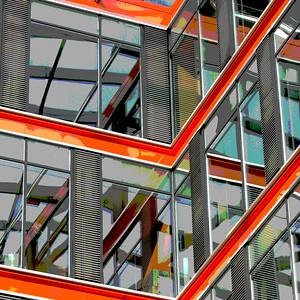 Dusseldorf architecture 01