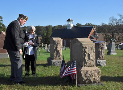 Corporal Rehmeyer Honored