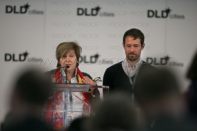DLD conference Fort Mason California