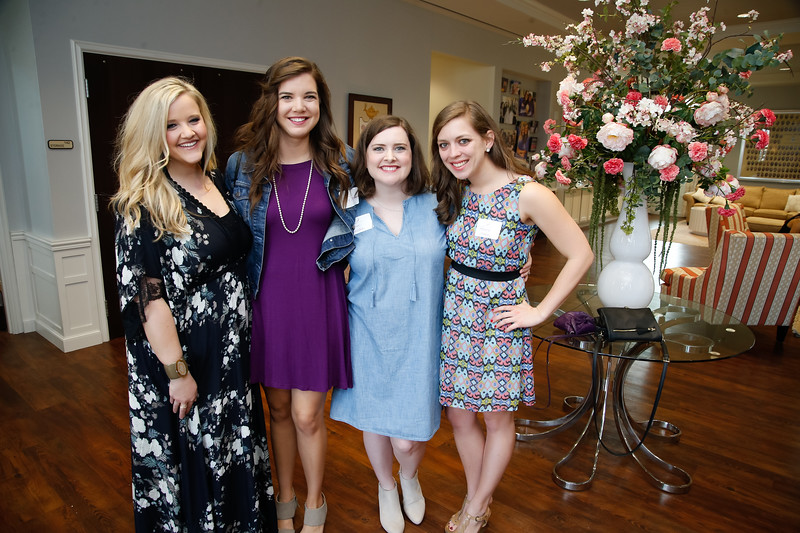 TCU Gamma Phi Beta House dedication in Fort Worth, Texas on February 17, 2018. (Photo by/Ellman Photography)