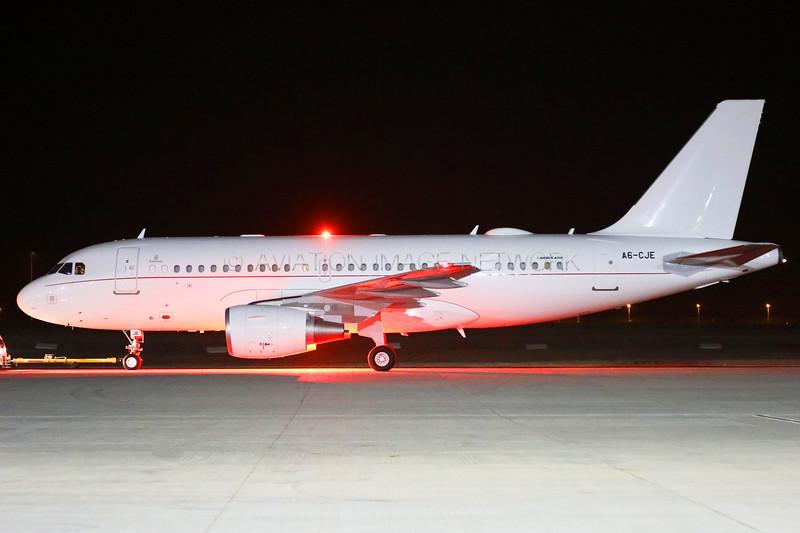 A6-CJE | Airbus A319-115 ACJ | Emirates