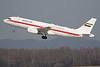 A6-DLM | Airbus A320-232 ACJ | Abu Dhabi Presidential Flight