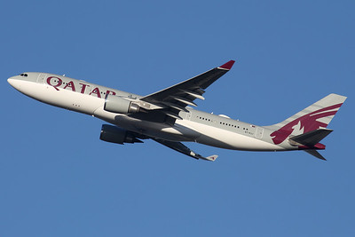 A7-HJJ | Airbus A330-203 | Qatar Amiri Flight