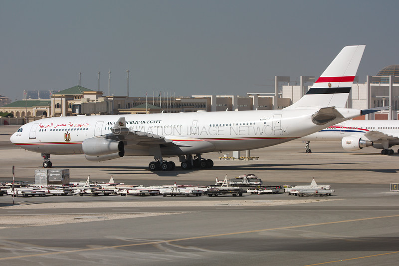 SU-GGG | Airbus A340-212 | Egypt Government