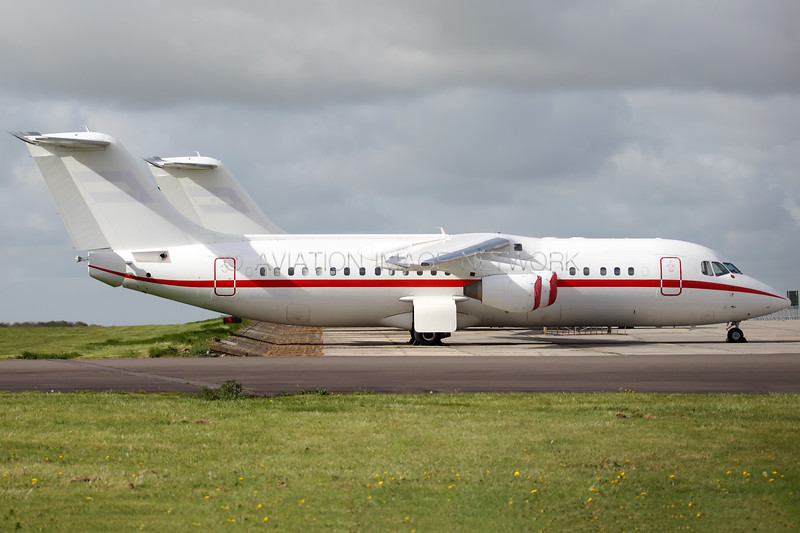 A6-AAB | Avro RJ100 | Abu Dhabi Presidential Flight
