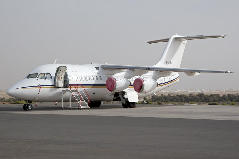 A6-RJE | Avro RJ85 | Royal Jet