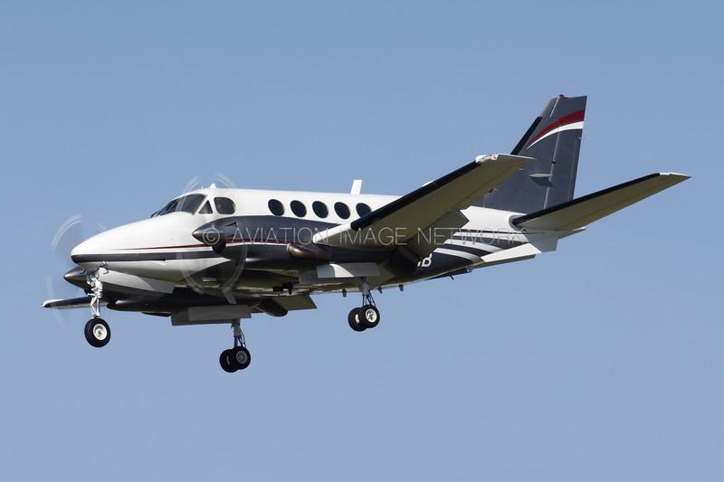 N136MB   Beechcraft King Air B100   MB Transportation LLC