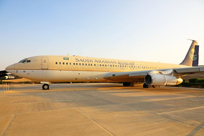HZ-HM2 | Boeing 707-368C | Saudi Arabian Royal Flight