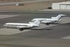 VP-CZY | VP-BAB | Boeing 727-2P1 | Boeing 727-76 Super 27 | Dunview