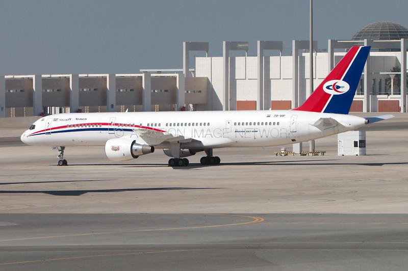 7O-VIP   Boeing 757-23P   Yemen Government
