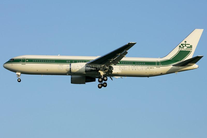 HZ-WBT6   Boeing 767-3P6/ER   Kingdom Holding Company