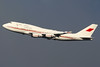 A9C-HMK | Boeing 747-4P8 | Bahrain Royal Flight
